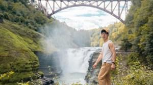 รีวิว เที่ยว Letchworth State Park New York