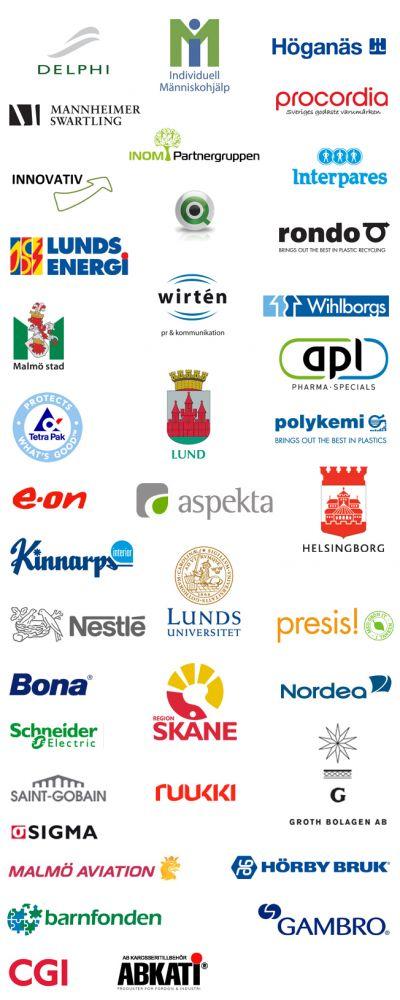 CSR Skåne medlemmar