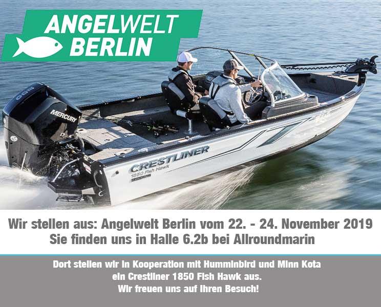 AngelWelt Berlin 2019 mit Tema Marine