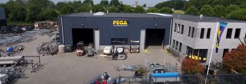 Video über die Geschichte und Herstellung von PEGA Bootstrailer