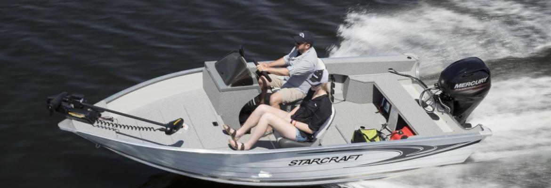 Starcraft Patriot 16 SC