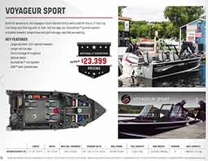 Alumacraft Katalog 2020