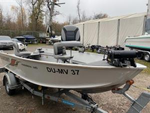 Alumacraft Fisherman 145 Tiller