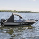Crestliner Sportfish 1850 OB