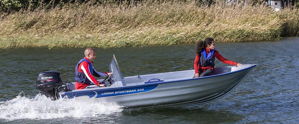 Linder Sportsman 400