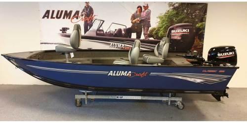 Alumacraft Classic 165 TL