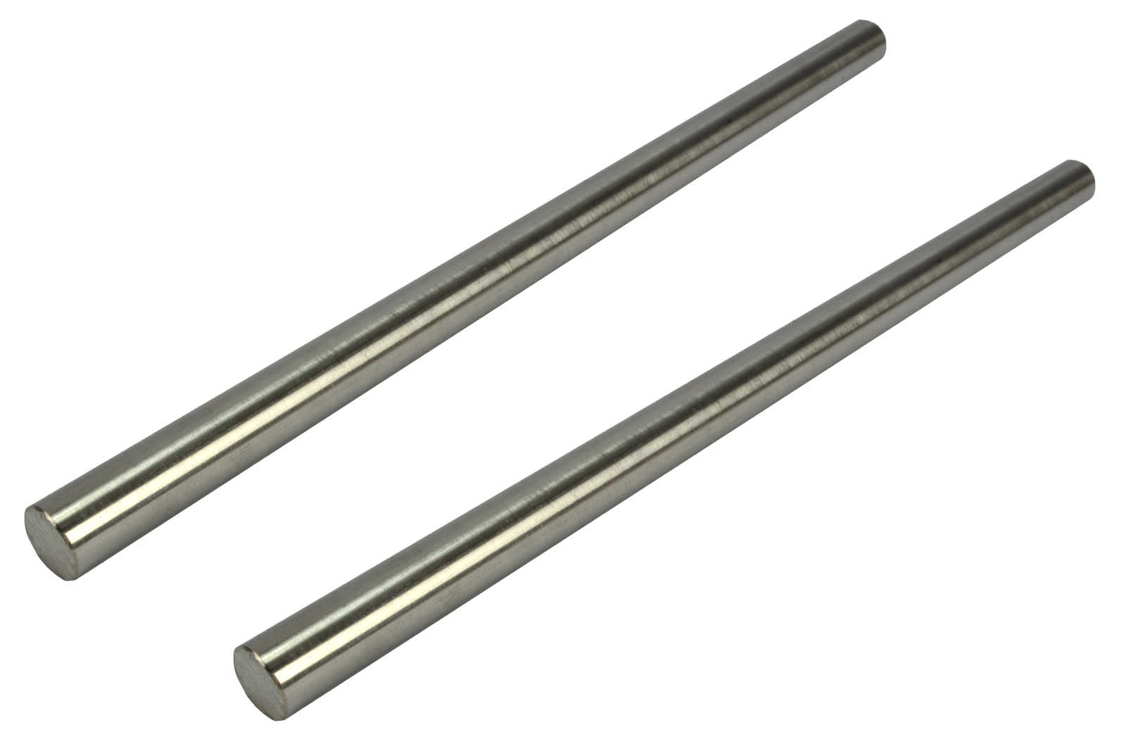 2x 1 2 Inch Dia 12 Long 304 Stainless Steel Round Bar Lathe Ss Rod Stock 50