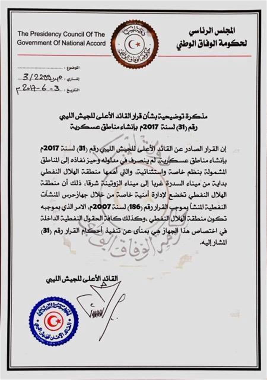 Libyan Government Of National Accord Gna حكومة الوفاق الوطني