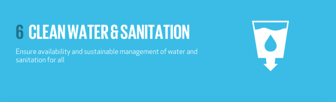 Goal 6: clean water and sanitation for all
