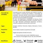 ENCARREGADOS DE LOJA (ENVIAR CV ATE 31/05/2020) – BELO HORIZONTE/MG