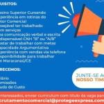 CONSULTOR INTERNO – FORTALEZA/CE