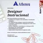 DESIGNER INSTRUCIONAL (HOME OFFICE) – SÃO PAULO/SP