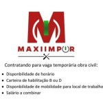 OBRA CIVIL – SÃO PAULO/SP