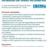 ANALISTA DE MEIO AMBIENTE – ABREU E LIMA/PE