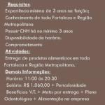 MOTOQUEIRO – FORTALEZA/CE