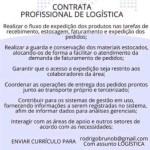 PROFISSIONAL DE LOGÍSTICA – FORTALEZA/CE