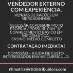 VENDEDOR EXTERNO – FORTALEZA/CE