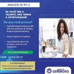 ANALISTA DE RH – GUARULHOS/SP