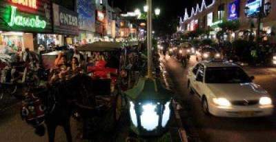 NIght at Malioboro Indonesia