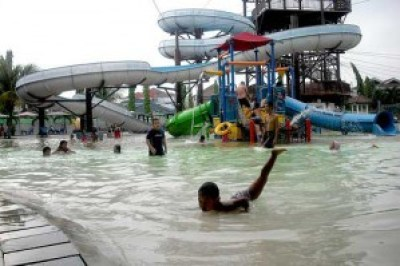 Waterpark at Marina Plaza Surabaya