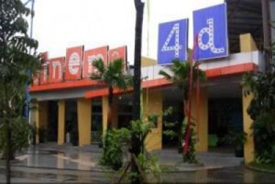Sinema 4 dimensi the jungle Bogor