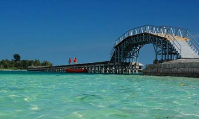 Beautiful Tidung Island Indonesia