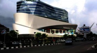 Paragon City Mall Semarang Indonesia
