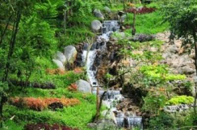 Pemandian Air Panas Sari Ater Subang ( Ciater Hot Spring )