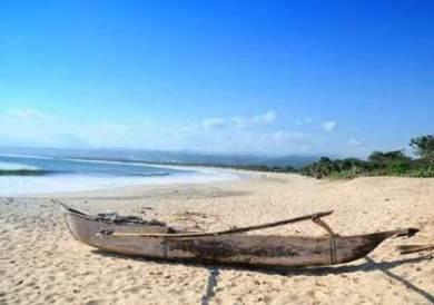 Pantai Santolo Penginapan