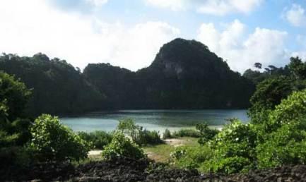 Pantai Kondang Merak Kabupaten Malang