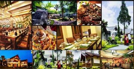 Sindang Reret - Ciwidey & Lembang Bandung