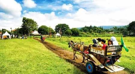 alamat De'Ranch Bandung