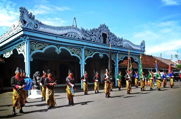 Tempat Rekreasi di Solo-Keraton Surakarta