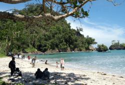 Tempat Wisata Pantai Sodong di Cilacap Jawa Tengah