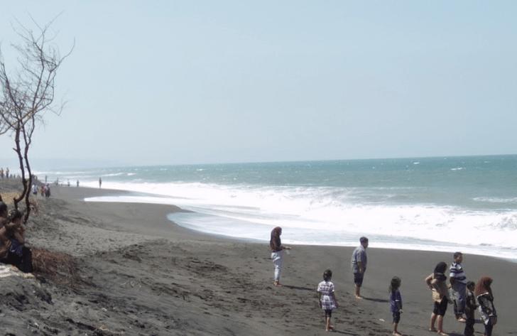 Pantai Baru Yogyakarta