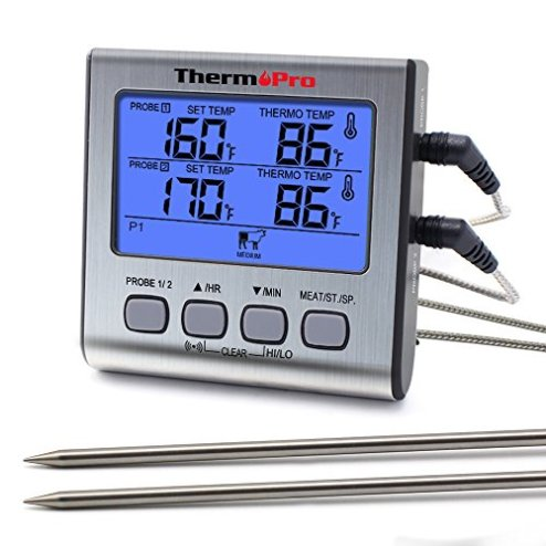 10 Best Meat Thermometer - Reviews and Buying Guide For 2019