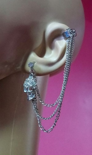 Gothic and Punk jewellery collection