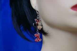 Iconic fan groupie celebrity style earrings