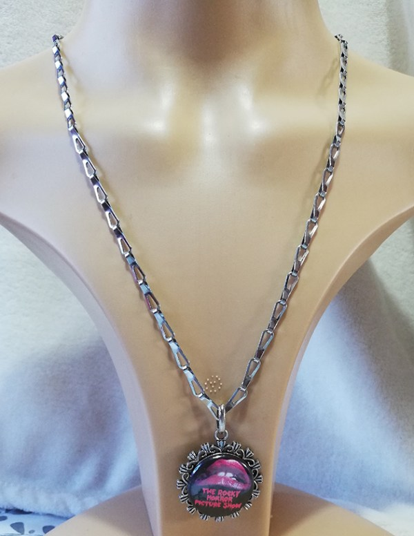 Rocky horror necklace