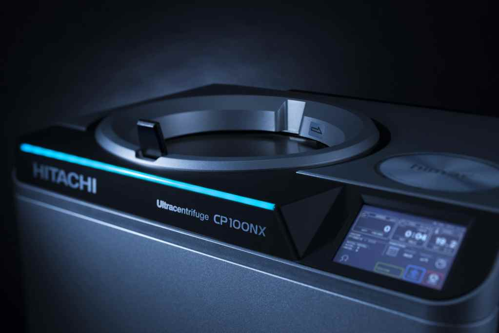 CP100NX Ultra Centrifuge