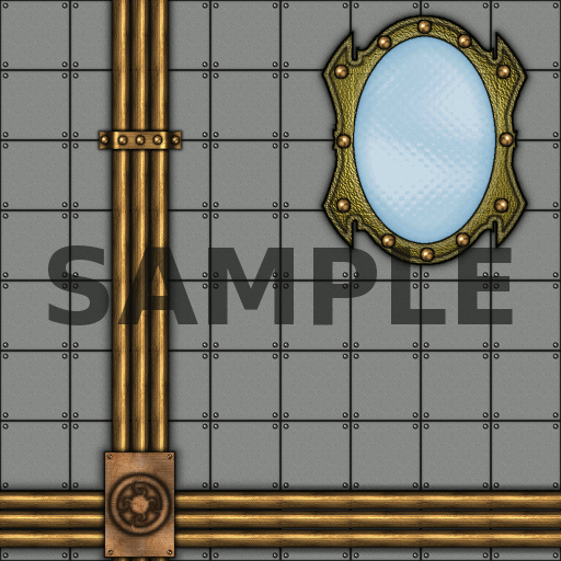 Steampunk Textures Sample 2