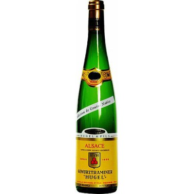 Hugel Selection de Grains Noble Gewurtztraminer