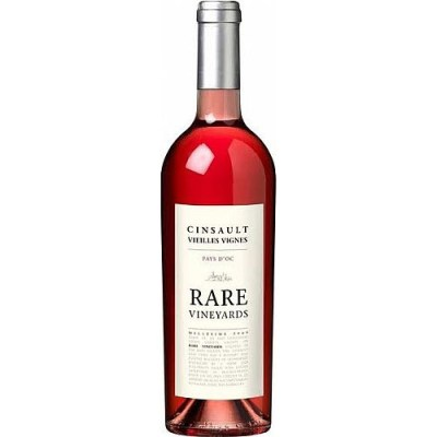 Rare Vineyards Cinsault Vieilles Vignes Rose, Pays d'Oc