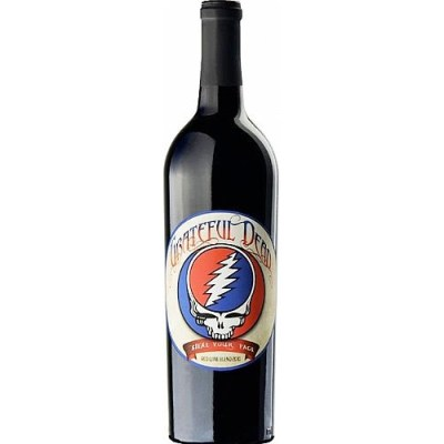 Wines That Rock: Grateful Dead Steal Your Face Red