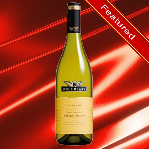 Wolf Bass Yellow Label Chardonnay