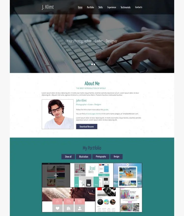 41 5 Resume Templates Free Samples Examples Format Download