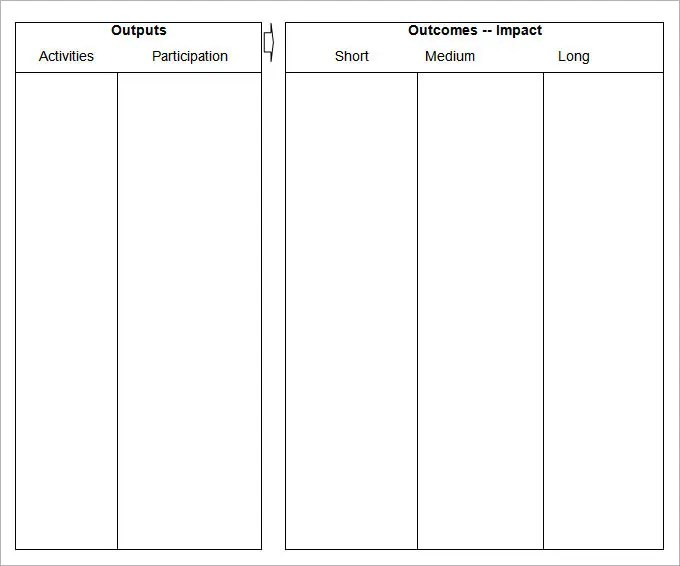 blank table template free excel pdf documents download