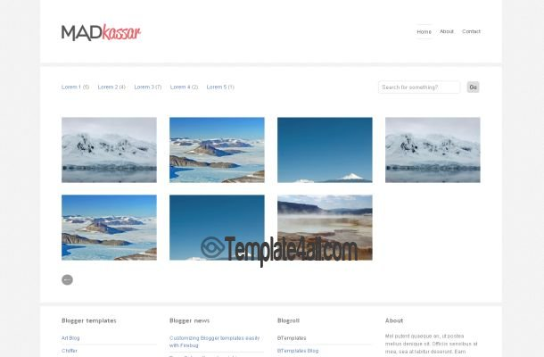 layout free to download awesome gallery