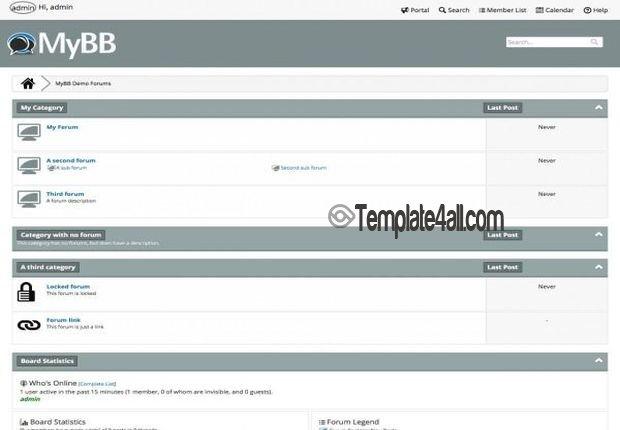 Mybb Template  mybb mods synchro premium mybulletinboard