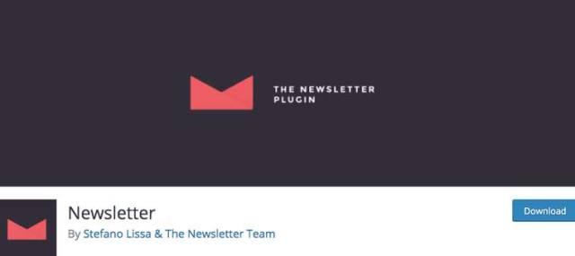 The Newsletter plugin.